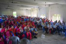 ४० औ राष्ट्रिय शिक्षा एवम अन्तराष्ट्रिय साक्षरता दिवस